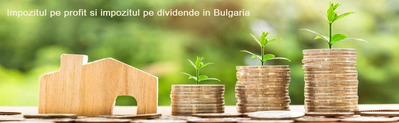 Impozitul pe profit si impozitul pe dividende in Ruse, Bulgaria