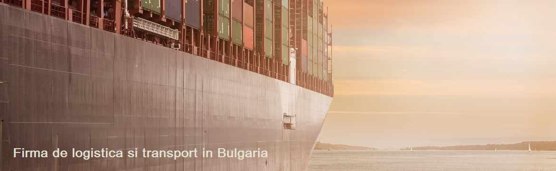 Firma de logistica si transport in Ruse Bulgaria